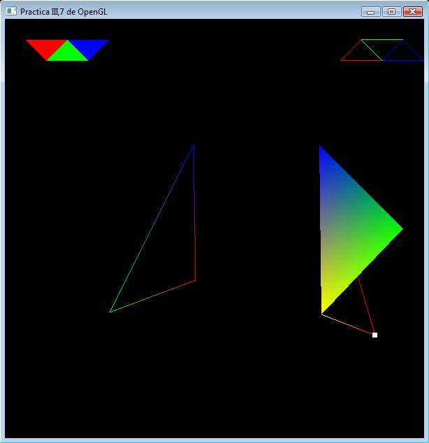 [Tutorial] III.7 - Las dos caras del polígono, triángulos STRIP y FAN Cap710