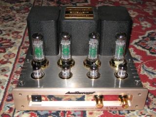 Audiovega V34-A integrated amp (Used) 3711