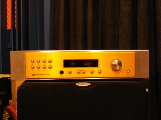 Sonic Frontiers Line 1 preamp (Used) 4410