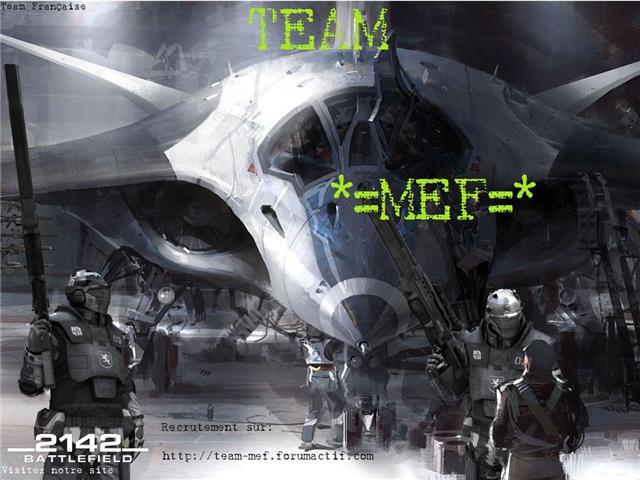 TEAM *=MEF=*      BF3 / BFBC2 / BF2142