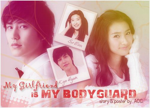 My Girlfriend is My Bodyguard [Cho Kyu Hyun & Kim So Eun] Kyueun10