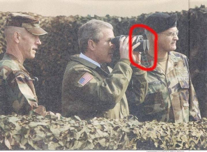 Kumpulan gambar yang bikin ngakak - Page 2 Bush10