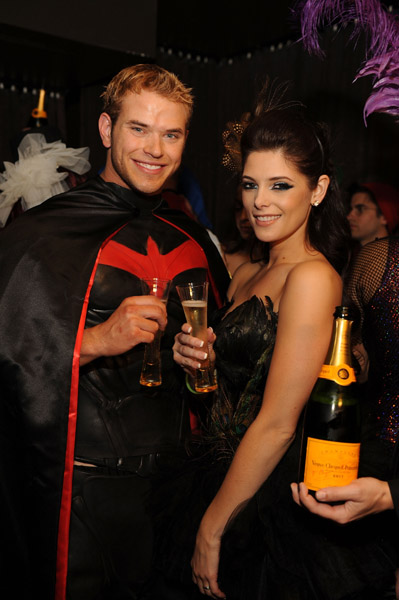 Veuve Clicquot's Yelloween At Tao & Lavo (31 Octobre 2009) 58795610