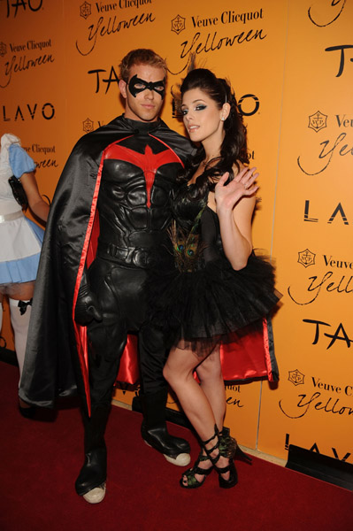 Veuve Clicquot's Yelloween At Tao & Lavo (31 Octobre 2009) 58795618
