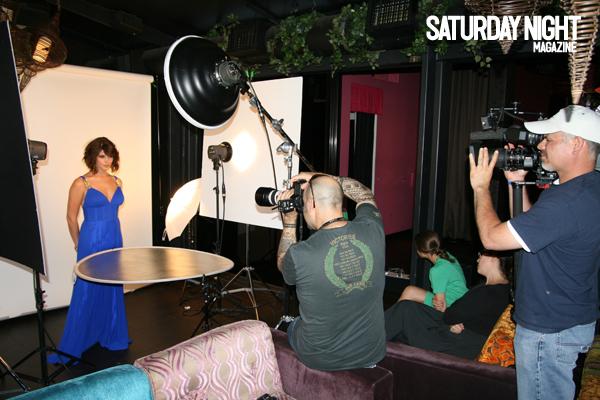 Saturday Night Magazine (On set) Ashley45