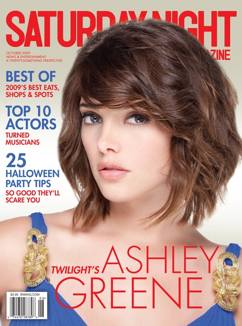 Saturday Night Magazine (On set) Oct09_10
