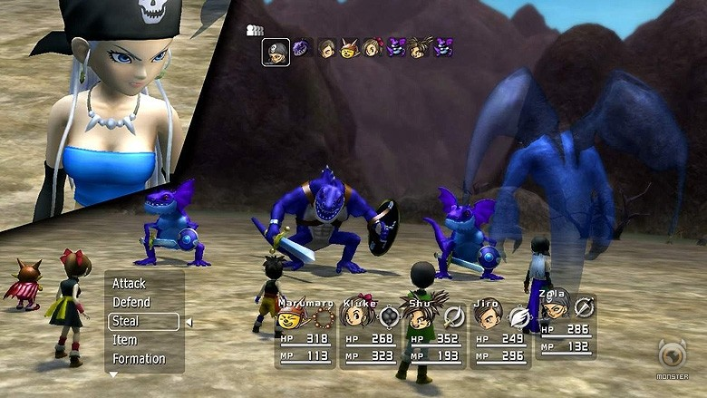 Blue Dragon Gallery Blue_d19