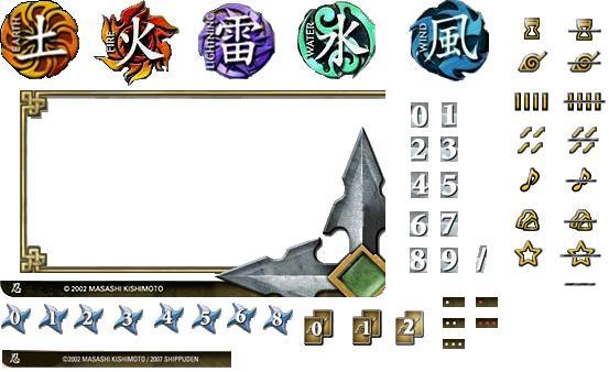 Naruto Custom Card Templates Naruto14