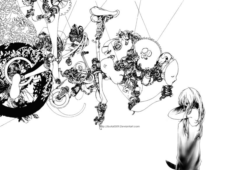 Manga/ Anime: Featured Artist Am_i_b10