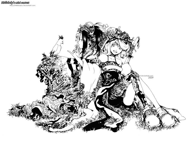 Manga/ Anime: Featured Artist Bi_and11