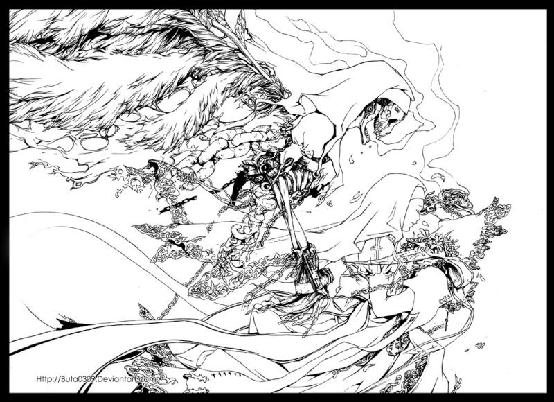 Manga/ Anime: Featured Artist The_br10