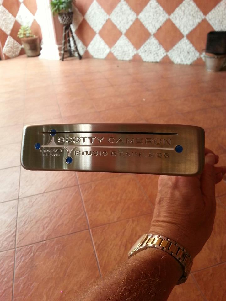 Scotty Cameron Owners List. Post Your Pictures Too! - Page 13 Beach111