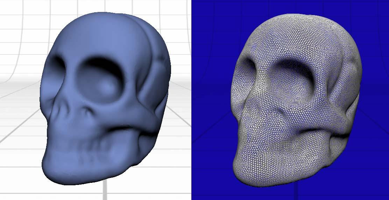 nextengine - [Scanner 3D] NextEngine HD présentation et essais. 3d_cra10