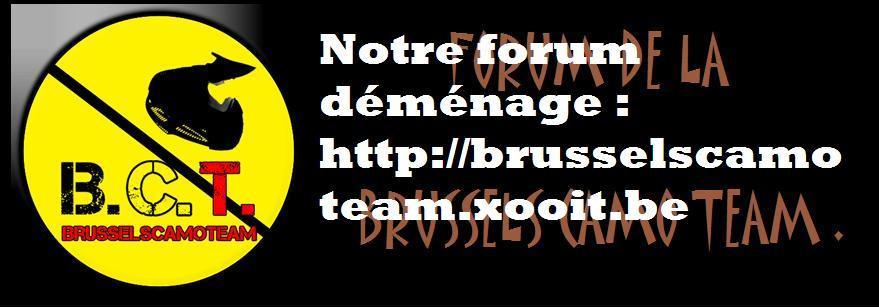 Forum officiel de la team B.C.T