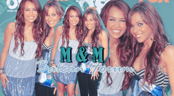 Miley & Mandy Balcan Fan Forum