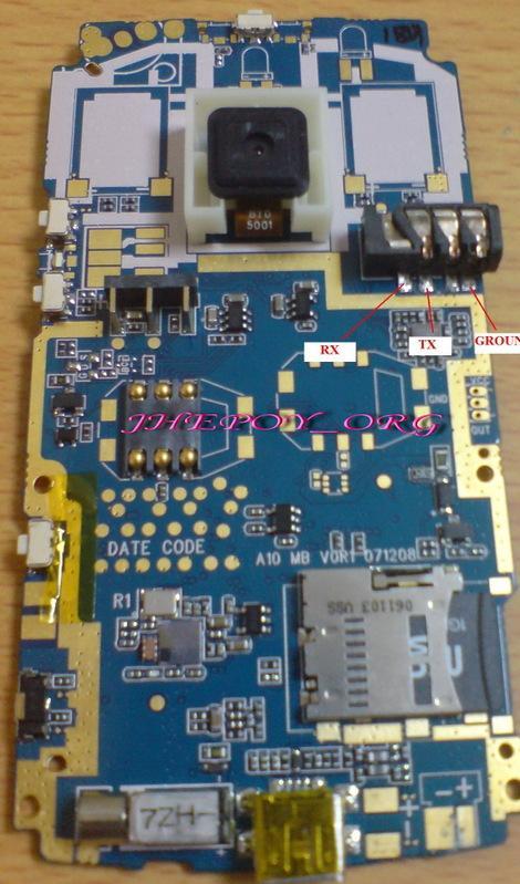 All N95 China Pinout N95-8g10