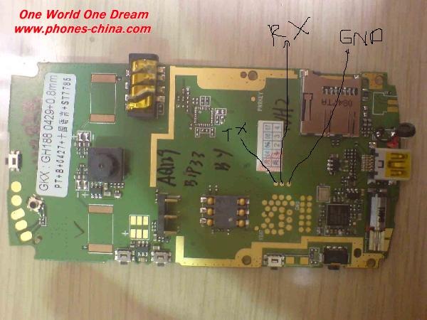 All N95 China Pinout N95new10