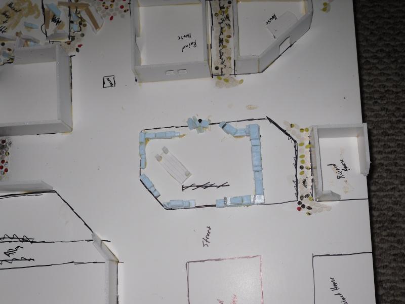 My Mordheim Terrain Boards, WIP. Sdc10212