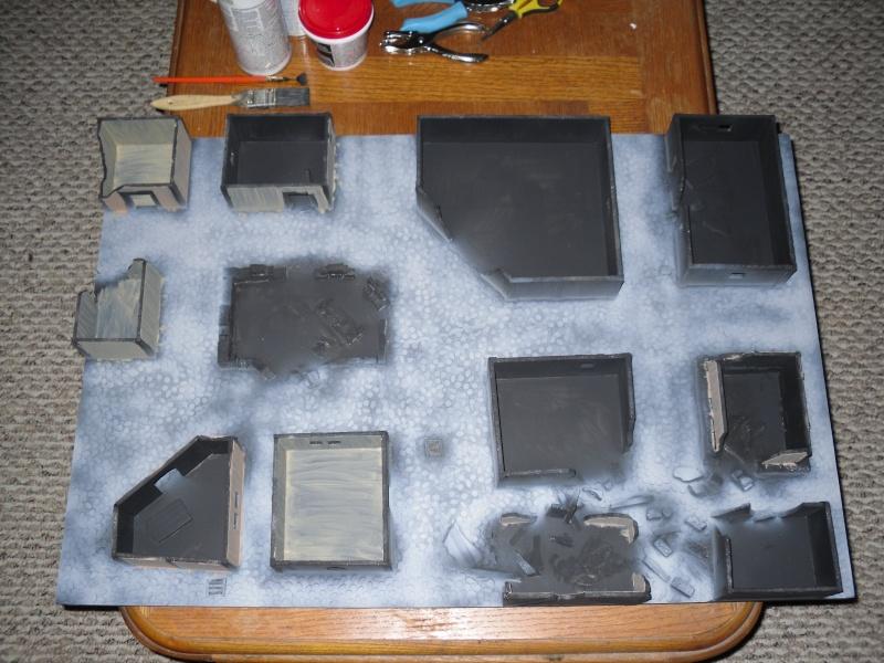 My Mordheim Terrain Boards, WIP. Sdc10313