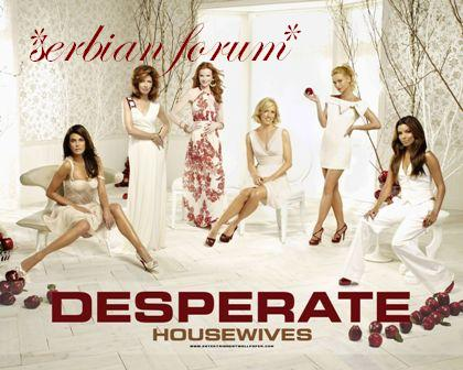 Desperate Housewives Serbia