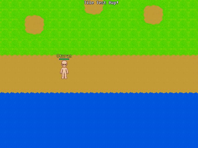Oturan Update: Grass, Water, and Dirt Map Test! Oturan20