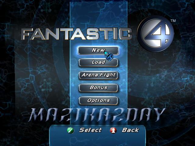 لعبة الفيلم الرائع Fantastic Four Rip بمساحة 236 ميجا وعلي اكثر من سيرفر 29lbb410