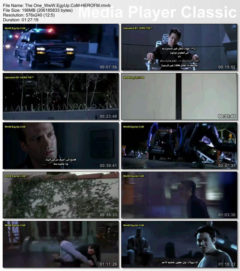 فيلم الاكشن ل جيت لى The One 2001 dvd Direct Links مترجم برابطواحد على اكثر من سيرفر 196 ميجا 4jcbes10