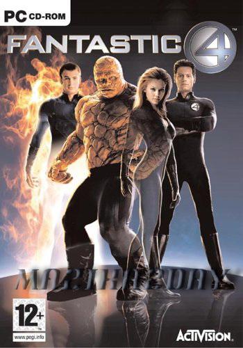 لعبة الفيلم الرائع Fantastic Four Rip بمساحة 236 ميجا وعلي اكثر من سيرفر T8pvr710