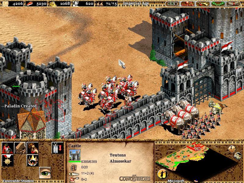 أنفراد الاصدار الذهبى من أقوى الالعاب الاستراتيجيه Age Of Empire 2+شفرات اللعبة+مدبجله بالمصريه+شرح العبه Zvodvb10