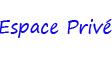 Espace privé
