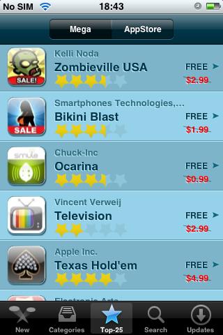 Mega Installer, les Apps de l'AppStore gratuites Img_0010