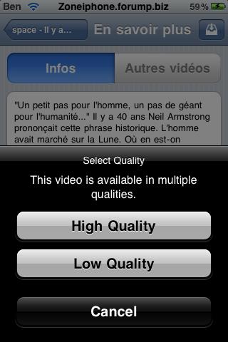 Télécharger des Vidéos directement sur youtube Img_0057