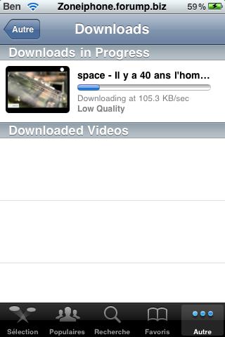 Télécharger des Vidéos directement sur youtube Img_0059