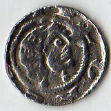 Penny hollandais de Joris IV et V (1222 - 1260 ) File0211