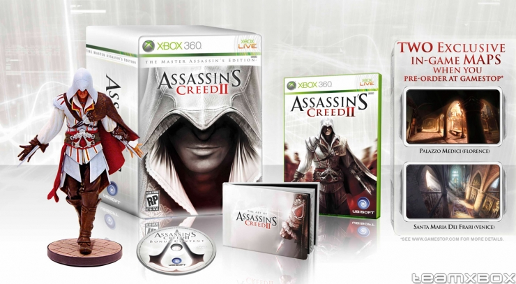 Assassins creed 2 Limited Edition announced 12494110