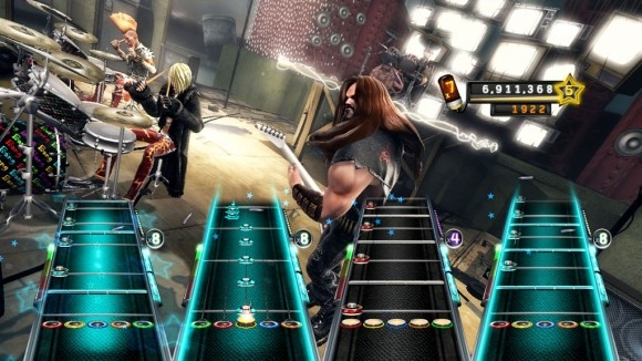 Guitar Hero 5's new 'Rockfest' multiplayer revealed Gh508010