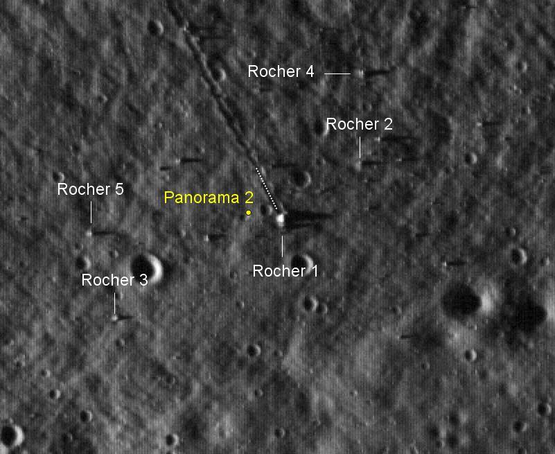 Apollo 17 par LRO Lro-pa11