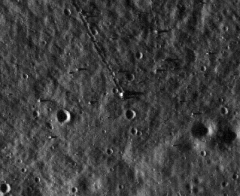 Apollo 17 par LRO Statio12