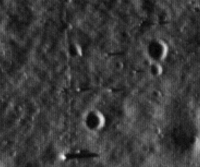 Apollo 17 par LRO Statio18