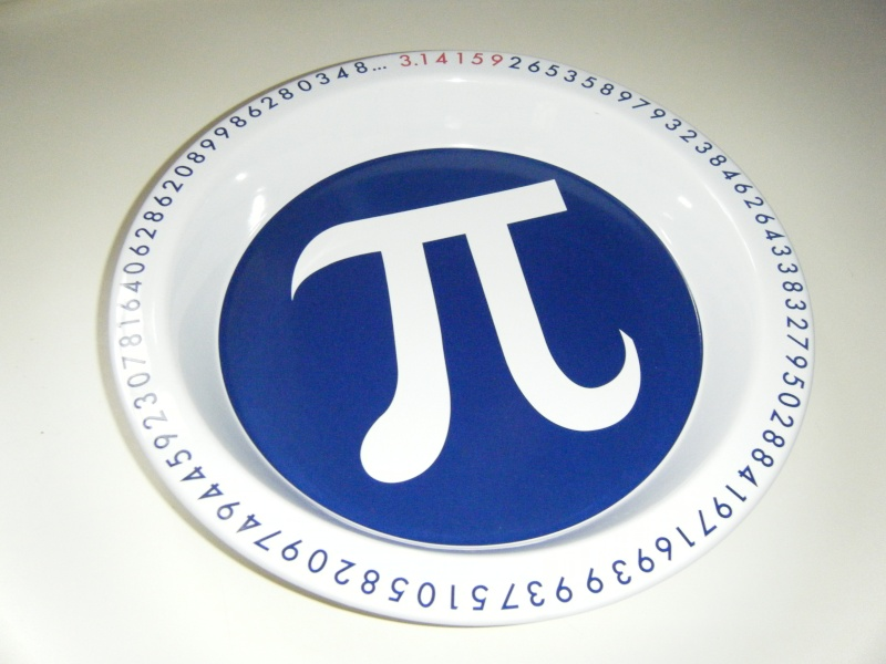 What is pi? Pi_pla10