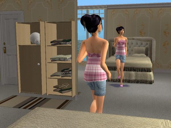 Les Sims complets, gènes, maquillages et accessoires Snapsh23