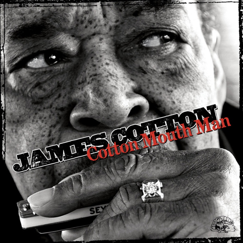 James COTTON Cotton Mouth Man Cotton10