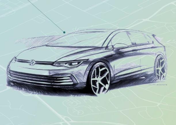 2020 - [Volkswagen] Golf VIII - Page 25 Captur20