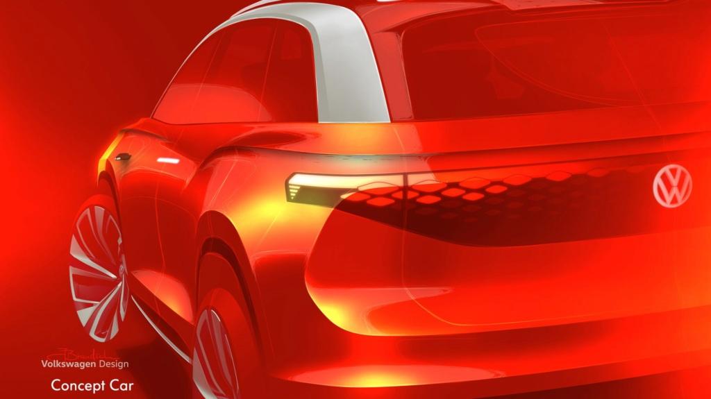 Volkswagen ID Roomzz Concept (2019) 11