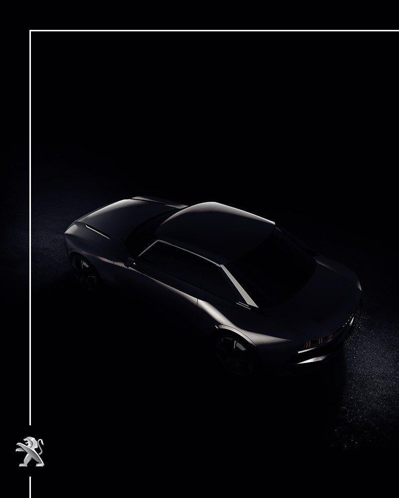 2018 - [Peugeot] e-Legend Concept - Page 2 Dnrxyq10