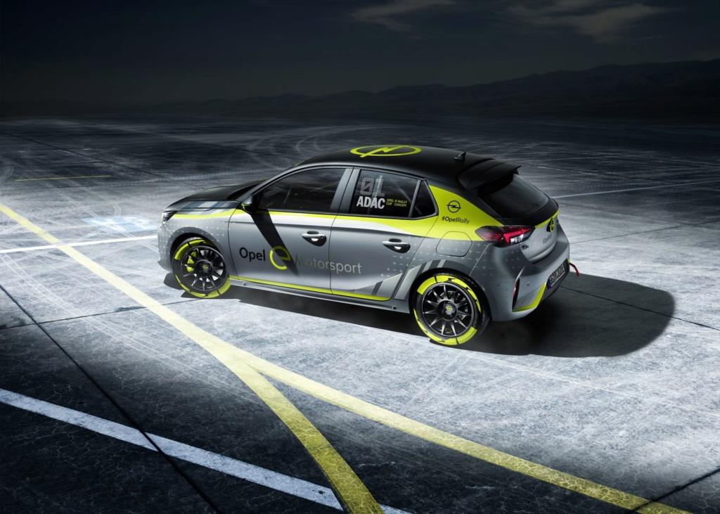 2019 - [Opel] Corsa e-Rally Ec-110