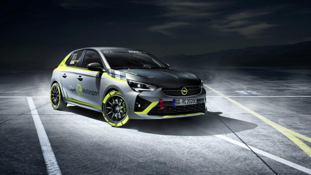 2019 - [Opel] Corsa e-Rally Ec-210