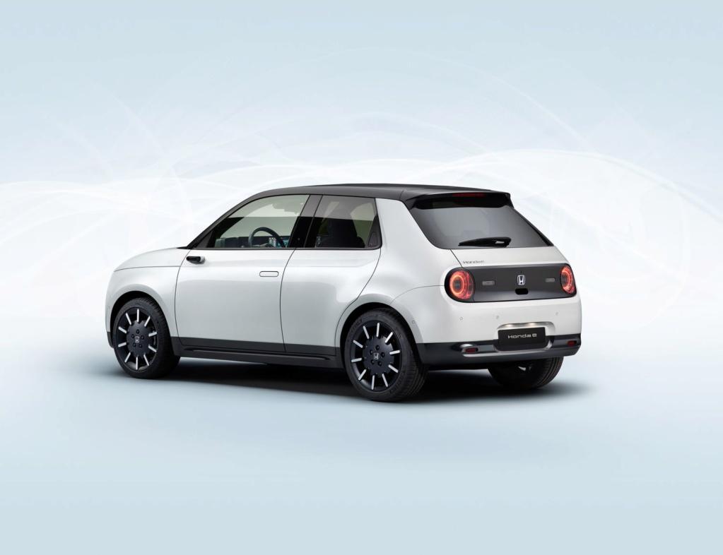 Honda e (2020) 4
