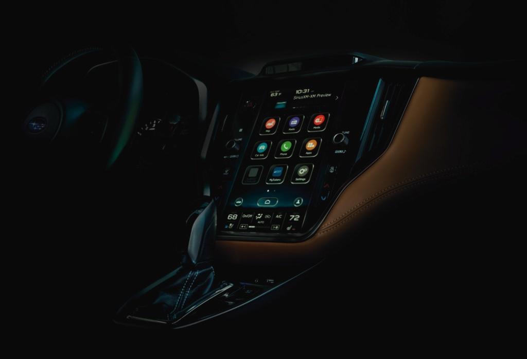 2019 - [Subaru] Legacy & Outback Sub10