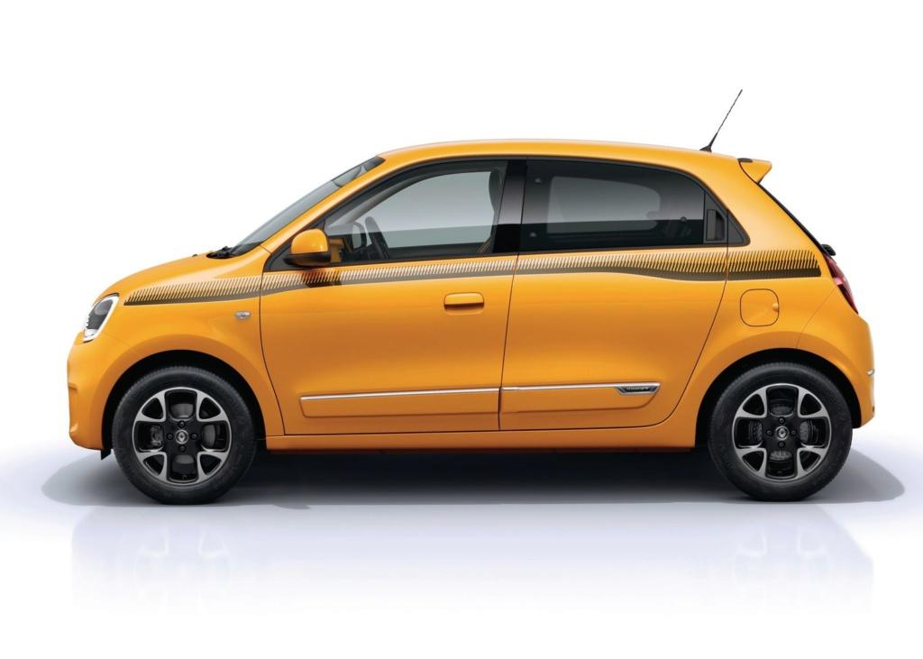 2018 - [Renault] Twingo III restylée - Page 7 Twingo10